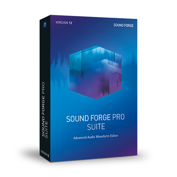 sound forge audio studio 12 manual